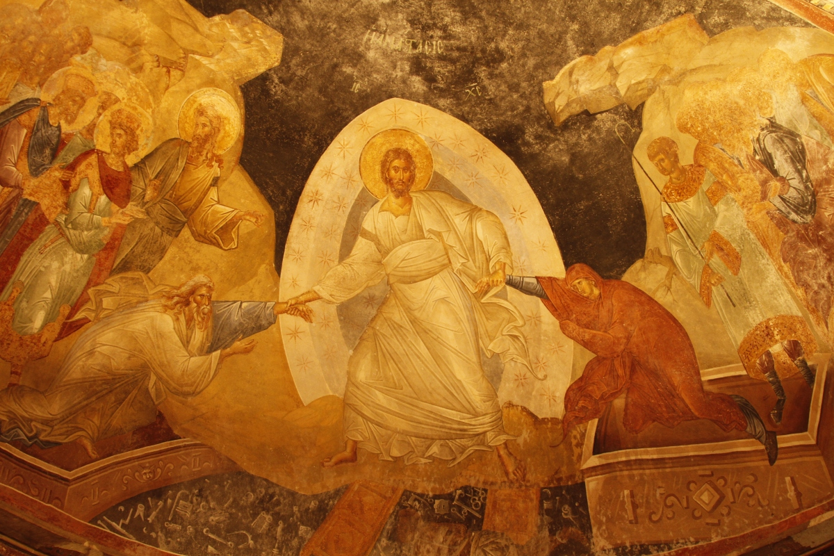 An Ancient Homily for Holy Saturday