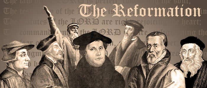 5 Common Misconceptions of Reformation Day