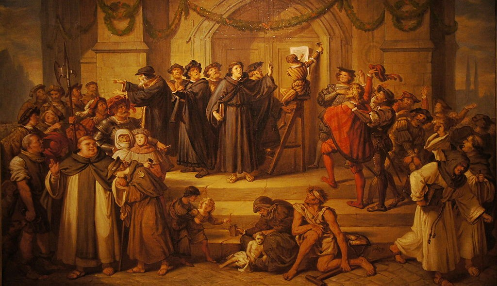 Re-Blog – Five Misconceptions about Reformation Day